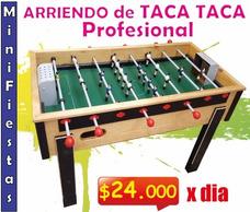 Taca Taca, Mesa De Hockey, Arcades, Fiestas Fluor, Globos