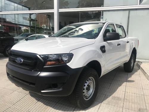 Ford Ranger Xl 2.2 Dc 4x2 0km 2021 Stock Físico 04