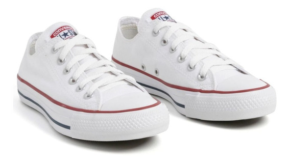 tenis Converse All Star Chuck Taylor Ct00010001 Branco