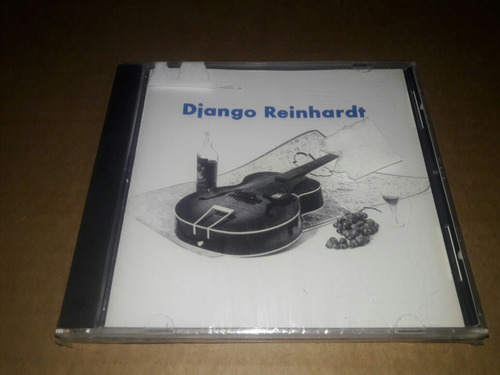 Django Reinhardt - In Memoriam (cd)