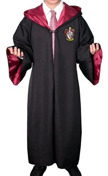 Capa De Harry Potter Bordada