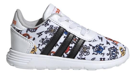 Zapatillas adidas Moda Lite Racer Inf Bebe Bl/rj