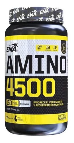 Amino 4500 (150 Tabs) Ena Sport - Recuperación
