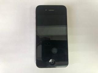 iPhone 4 Preto Usado Para Peças