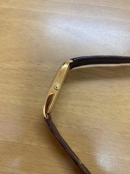 Relógio De Ouro Unissex Rolex Pulseira De Couro