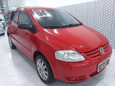 Volkswagen Fox 2006 1.0 Plus Total Flex 5p Completo - Ar