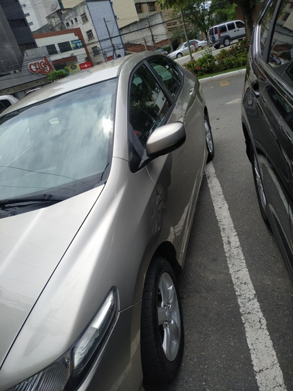 Honda City 1.5 Lx Flex 4p 2010