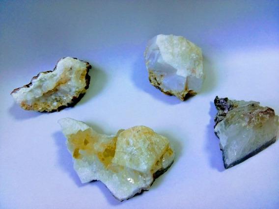 Geoda Cuarzo Blanco Natural Reiki Sanacion