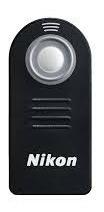 Control Remoto Wireless Ml-l3 Nikon D3000 D3200 D5000 D5100
