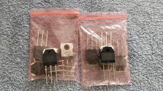 Transistores De Potencia D718 Y B688