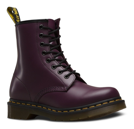 Dr Martens Colombia, Oficial. 1460 Purple Mujer
