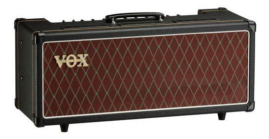 Ftm Amplificador Vox Cabezal Valvular Ac30ch Custom