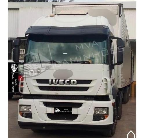 Imagem 1 de 3 de Caminhão Iveco Strallis 400 Teto Alto - 4x2 T