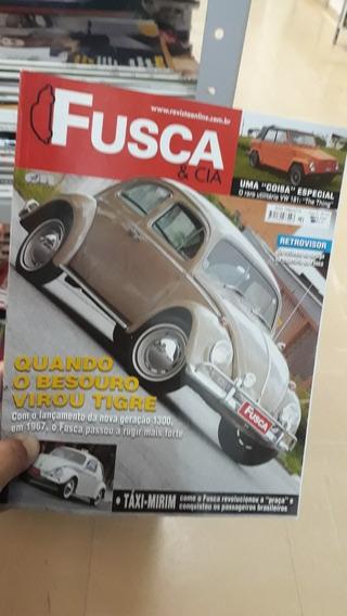 Revista Fusca E Cia N°22 Frete 8.00 Reais