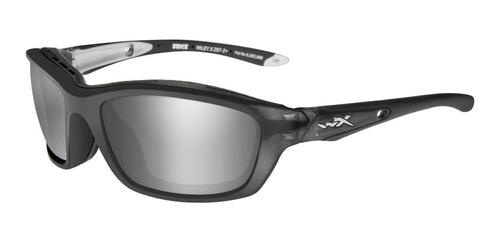 Óculos Balístico Wx Brick - Lente Prata Espelhada - Wiley X