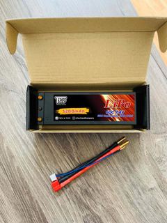 Baterias Lipo Hardcase 2s