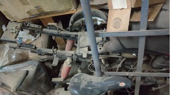 Mb Fr16 Por Partes Motor 250cc