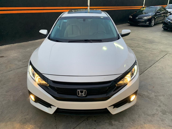 Honda Civic Exl-t 2017