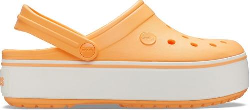 Crocs Crocband Suecos Plataforma - Originales Envio Gratis