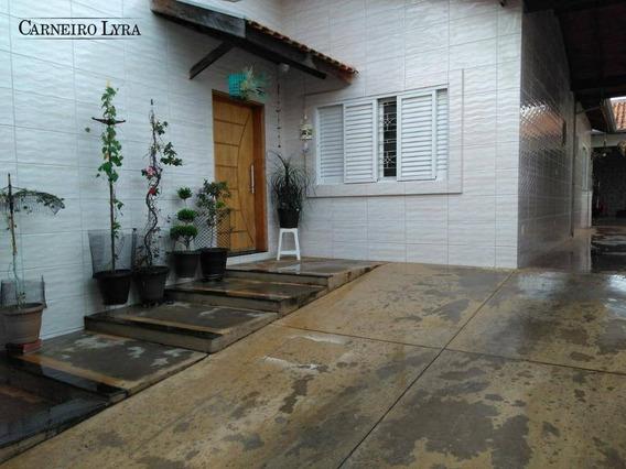 Casa Residencial À Venda, Residencial Da Colina Barra Bonita - Ca0440