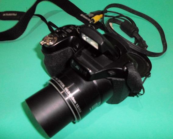 Câmera Digital Fujifilm Finepix S2980 Hd 18x