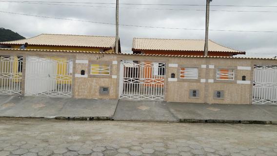 Casa No Balneário Jussara - Mongaguá!! Ref. Ca0003