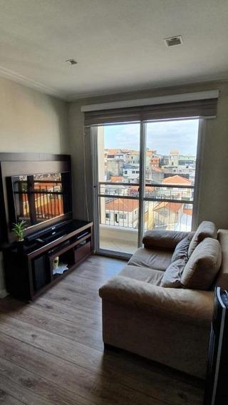 Apartamento Com 2 Dormitórios À Venda, 50 M² Por R$ 300.000,00 - Vila Gustavo - São Paulo/sp - Ap8127