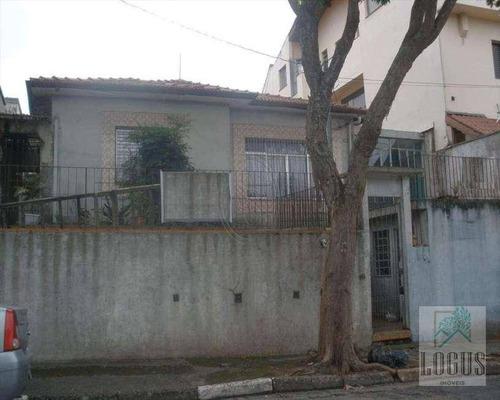 Imagem 1 de 4 de Terreno À Venda, 240 M² Por R$ 950.000,00 - Jardim Hollywood - São Bernardo Do Campo/sp - Te0011