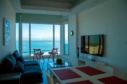 Departamento En Renta, En Torre Océano 21. Playas De Tijuana, B.c