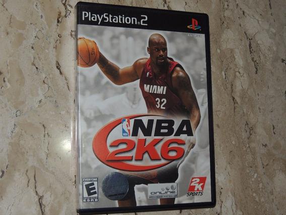 Nba 2k6 - Playstation 2 Ps2 - Original