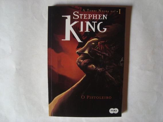 Livro A Torre Negra 1 A 7 - Stephen King