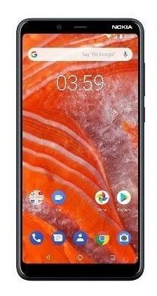 Teléfono Celular Nokia 3.1 Plus