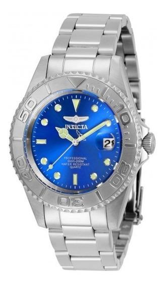 Relógio Invicta Pro Diver Quartzo Com Mostrador Azul 29938