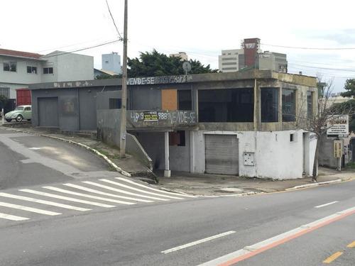 Imagem 1 de 18 de Prédio Comercial No Estreito - Pr0089