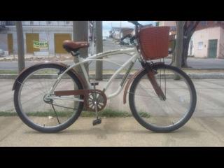 Vendo Bicicleta Aro 26 Customizada.