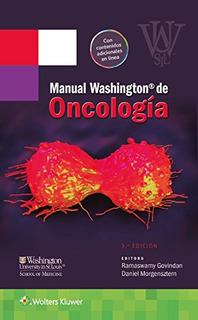 Govindan. Manual Washington De Oncología 3ed