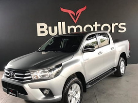 Toyota Hilux 2.7 Srv Cd 4x4 At 2018