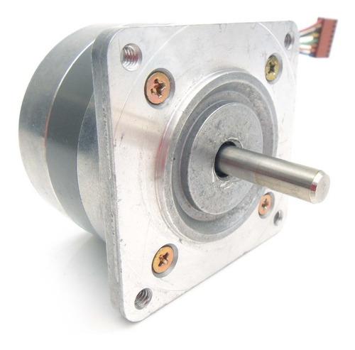 Motor Nema23 Microstep Low Noise 1.8 Grados 1.5 A 2.5 Kgf.cm