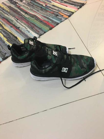 Zapatillas Dc Como Nuevas