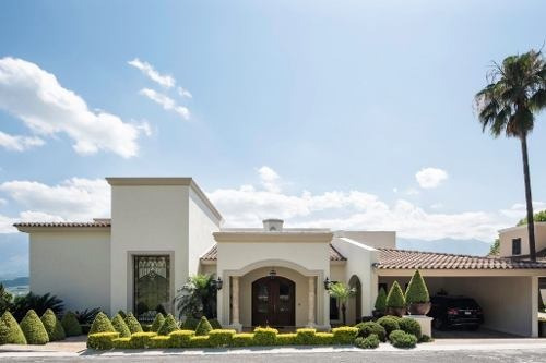 Residencia De Lujo Con 4 Recámaras, En Las Misiones Club De Golf