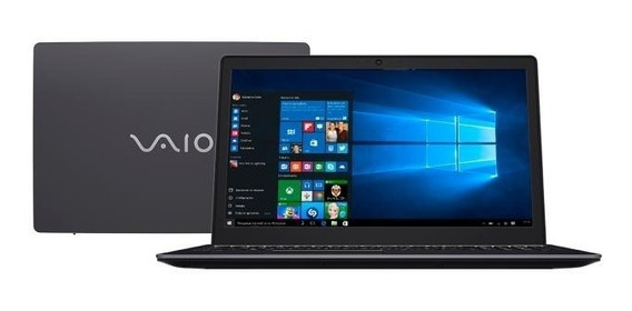 Notebook Vaio Intel Core I3 4gb 1tb 15 Pol - Seminovo Lindo