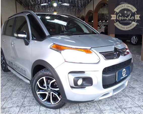 Citroën Aircross 1.6 Exclusive Atacama 16v Flex 4p