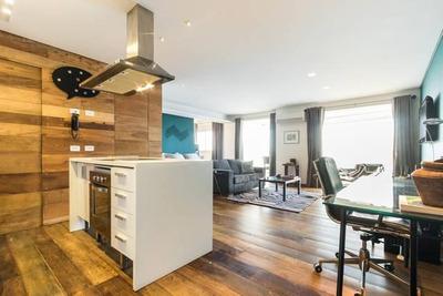 Apartamento Espetacular Estilo Loft Para Locação No Brooklin I 1 Suíte I Lavabo I Totalmente Mobiliado I 2 Vagas I 75m² - Fl0462