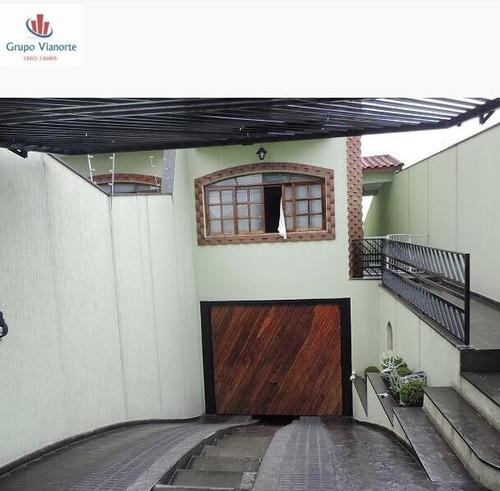 Sobrado A Venda No Bairro Vila Pereira Barreto Em São Paulo - 12604e-1