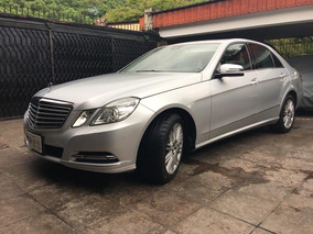 Mercedes-benz Clase E 3.5 350 Elegance Mt 2011