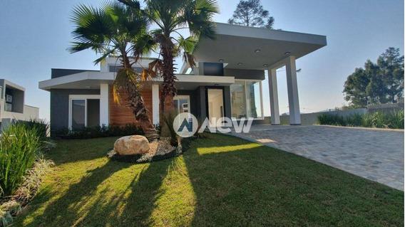 Casa Com 4 Dormitórios À Venda, 222 M² Por R$ 1.690.000,00 - Encosta Do Sol - Estância Velha/rs - Ca2714