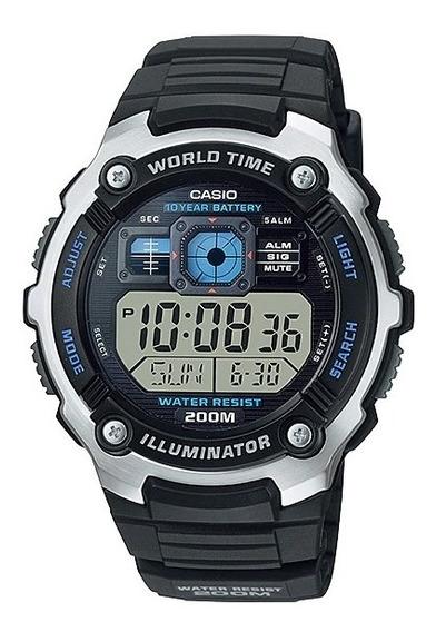 Relógio Original Casio Ae-2000w-1avdf