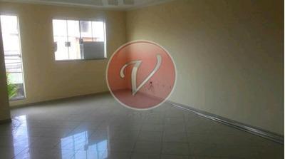 Sobrado Residencial Para Locação, Vila Pinheirinho, Santo André. - So0557