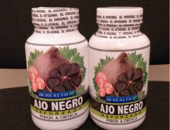 Ajo negro dr lee
