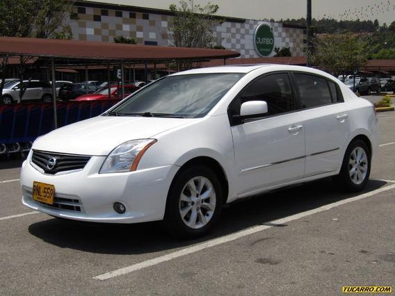 Nissan Sentra Sl At 2000cc Aa Ct 4x2